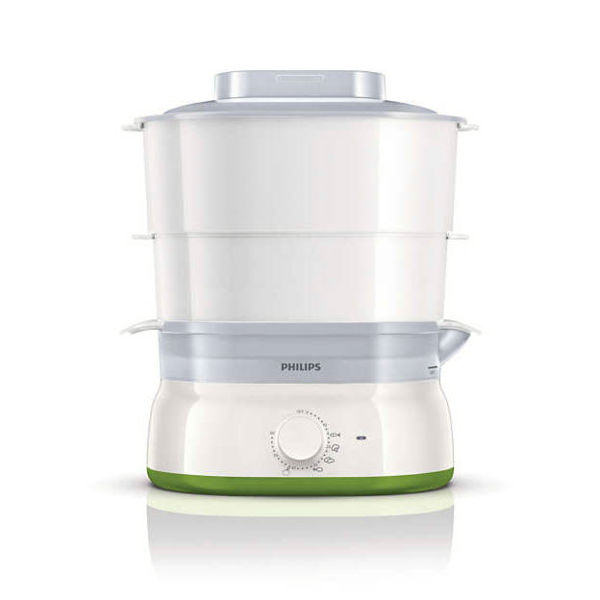 Philips Electric Steamer HD9104