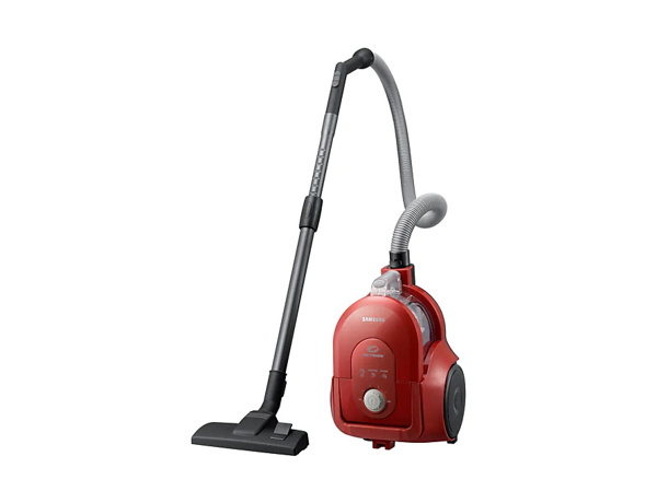 Samsung VCC4353V4R Twin Chamber System Bagless Canister Vacuum Cleaner