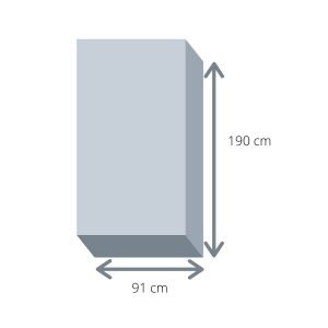 Single Bed Size Dimensions