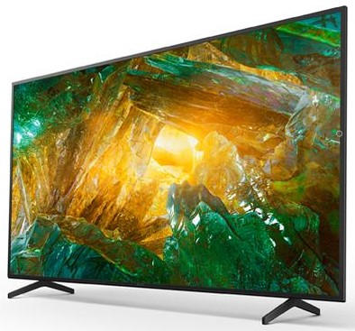 Sony 65in 4K Smart Android LED TV KD65X8000H