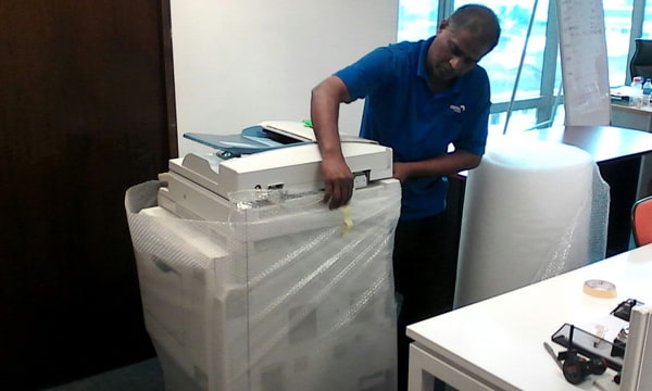 Special Equipment Moving Service