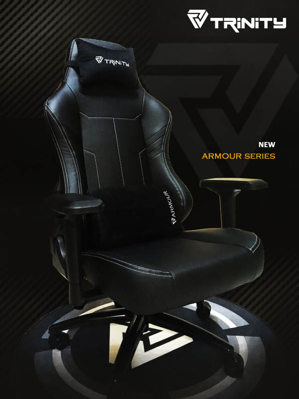 TRINITY ARMOUR Series Gaming Chair