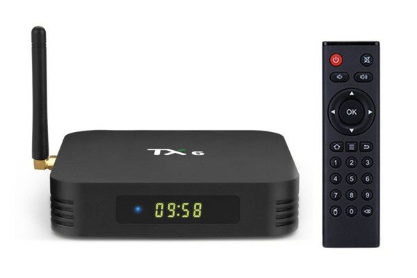 TX6 Smart Android TV Box