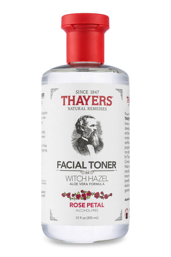 Thayers Witch Hazel Rose Petal Facial Toner