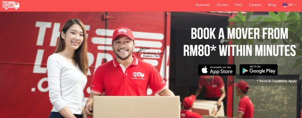 The Lorry Is One Of The Most Well Known Moving Services In Malaysia