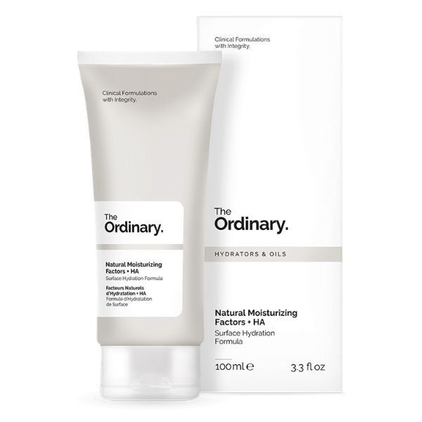 The Ordinary Natural Moisturising Factors + HA 100ml