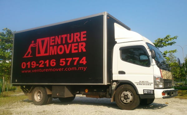 Venture Movers Have Trucks To Help You Move Office Or Home Easily