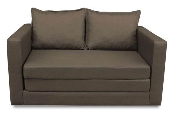 Viva Houz Marion 2 Seater Sofa Bed - Grey