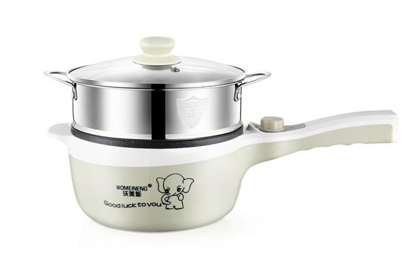 WOMEINENG 8-In-1 Electric Multi-Purpose Functional Cooker