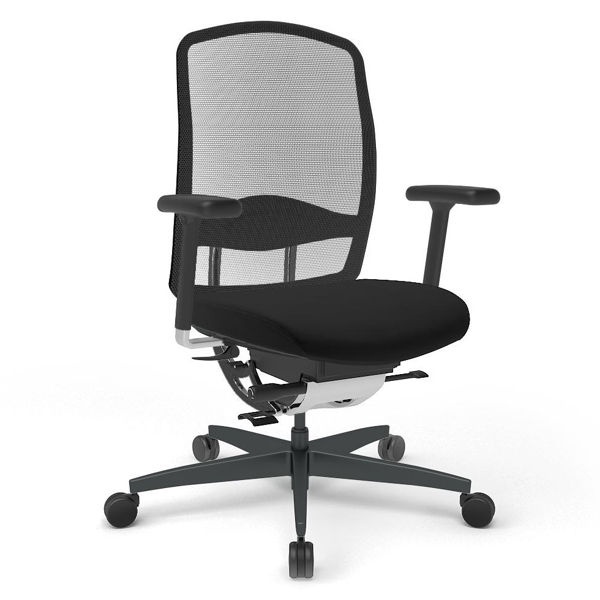 Wagner Alumedic 5 Office Chair Without Headrest