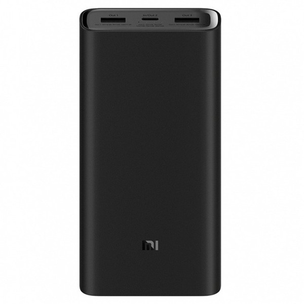 Xiaomi Mi Powerbank 3 PRO PLM07ZM Fast Charging Power Bank