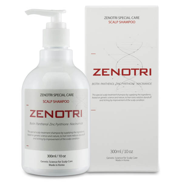 ZENOTRI Scalp Care Shampoo For Dandruff